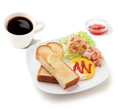 味は本格的!調理法にこだわったモスバーガーのモーニング☆のサムネイル画像