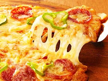 フェローズ ピザは迅速な配達が可能です!お持ち帰りには特典♡のサムネイル画像