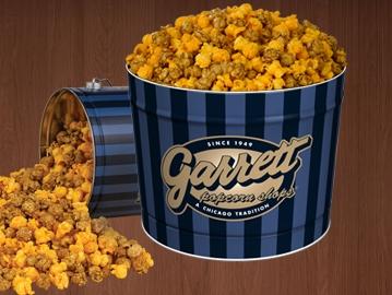 話題沸騰中のポップコーン専門店「ギャレット」の人気の秘密に迫る!のサムネイル画像