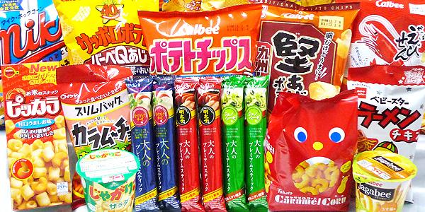 目が☆になっちゃう子どもも大人も大好きなお菓子の種類別ランキングのサムネイル画像