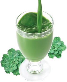 美味しく飲んで健康に♪♪ケールたっぷりのおすすめ青汁4選のサムネイル画像