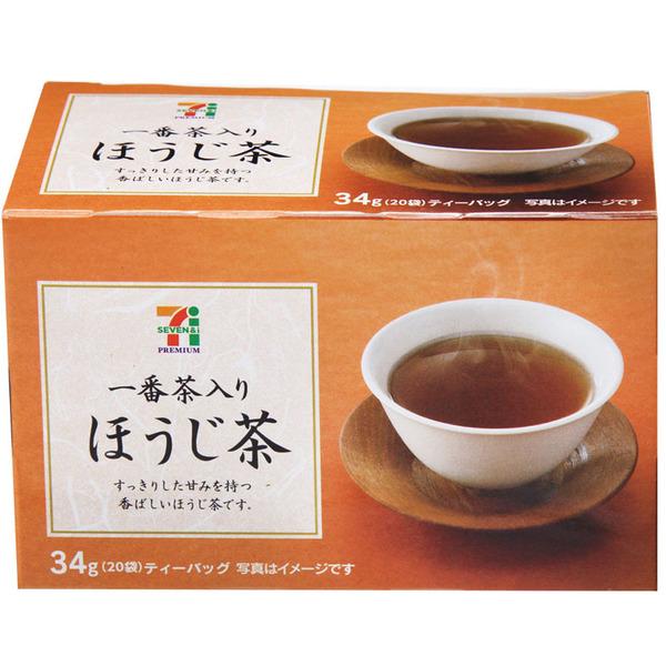 食後に!息抜きに!寝る前に!便利で美味しいほうじ茶のティーバッグのサムネイル画像