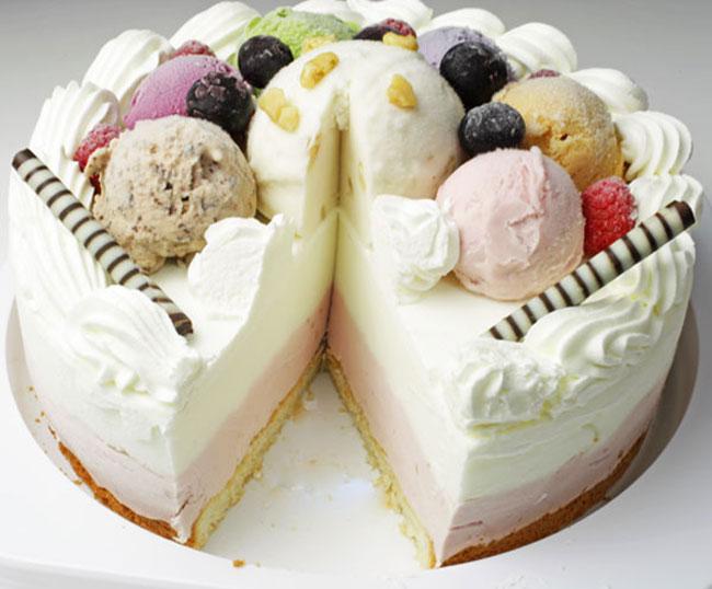 クリスマスにはアイスケーキが食べたい!オススメのアイスケーキは?のサムネイル画像