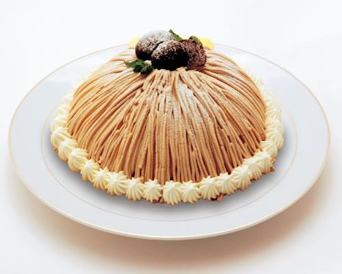 モンブランをホールケーキで食べられるおすすめお取り寄せ5選のサムネイル画像