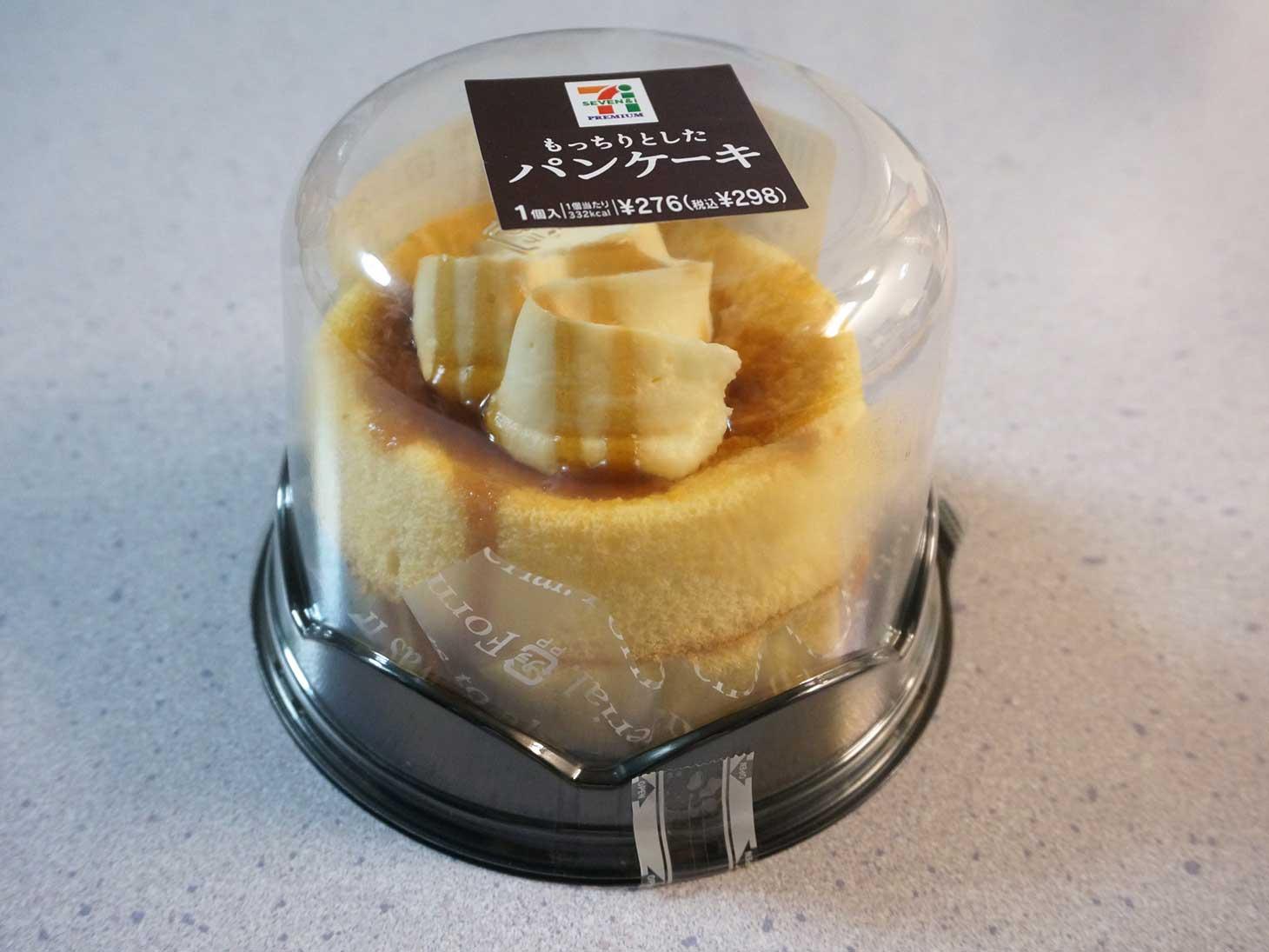 甘い物好きにはたまらない!セブンイレブンの種類豊富な極上デザートのサムネイル画像