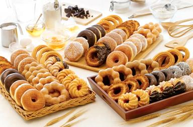 勝手にランキング!ミスタードーナツのおすすめドーナツランキング!のサムネイル画像
