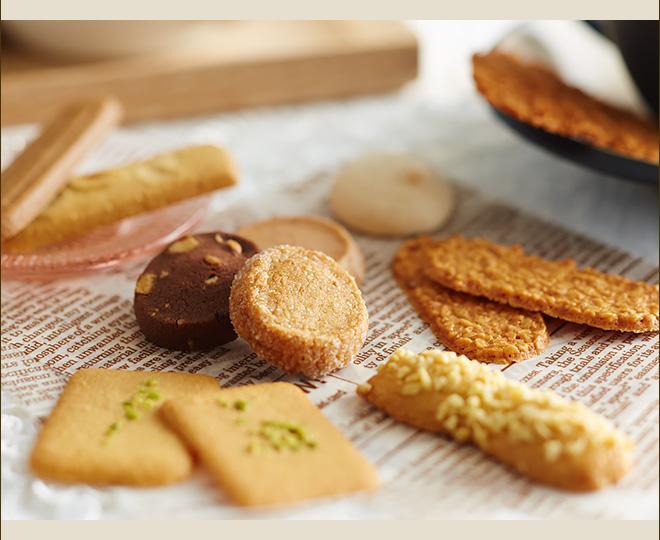 必ず喜ばれる手みやげ!帝国ホテルのクッキーをご紹介します!のサムネイル画像