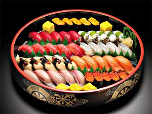 ~今日は贅沢にお寿司を注文!~宅配ずしでステキな晩餐を!のサムネイル画像
