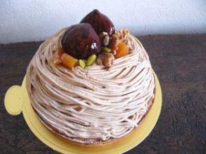 モンブランをホールケーキで食べられるおすすめお取り寄せ5選の画像